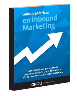 guía de métricas en inbound marketing